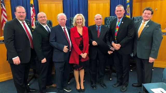 Governor Recognizes Dr. Ciotola as Rural Champion
