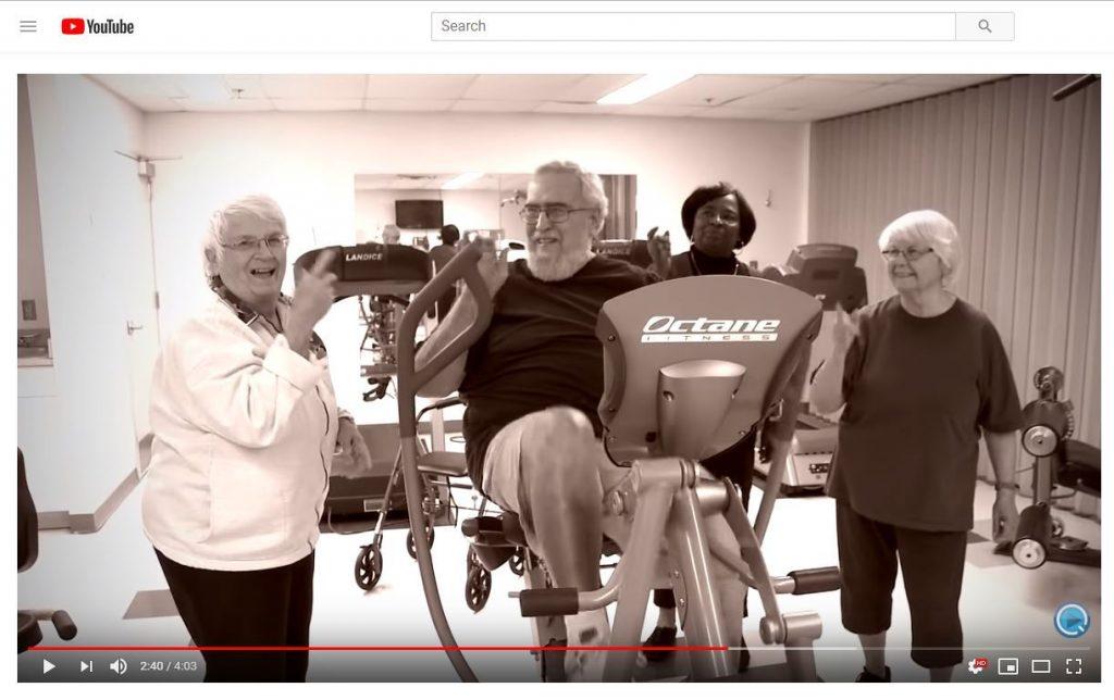 QAC's Senior Centers Create Video