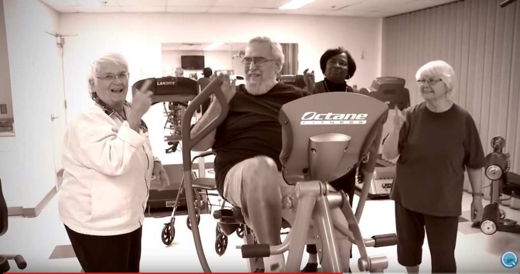 QAC's Senior Centers Create Video